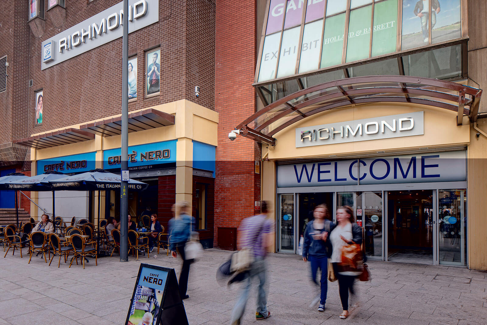 Richmond Shopping Centre, Londonderry, Co. Londonderry, BT48 6PE