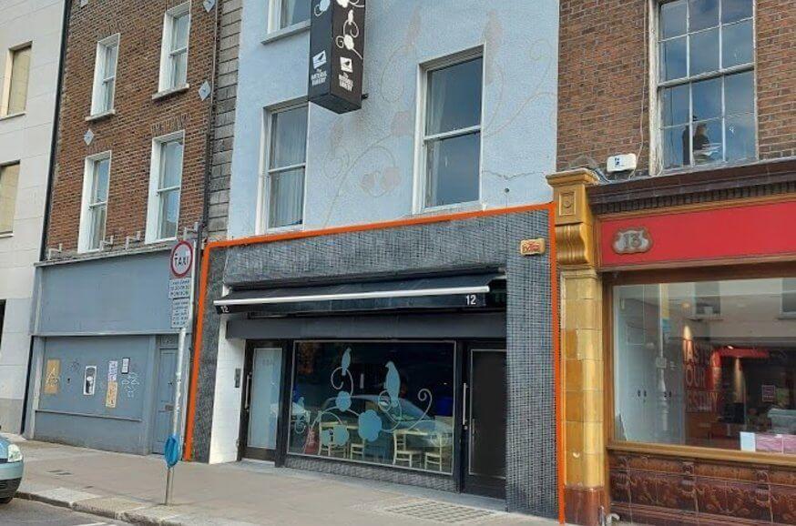 12 Baggot Street Lower, Dublin 2, D02 EH66