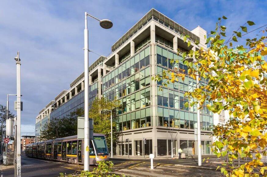 Block R, Spencer Dock, Dublin 1