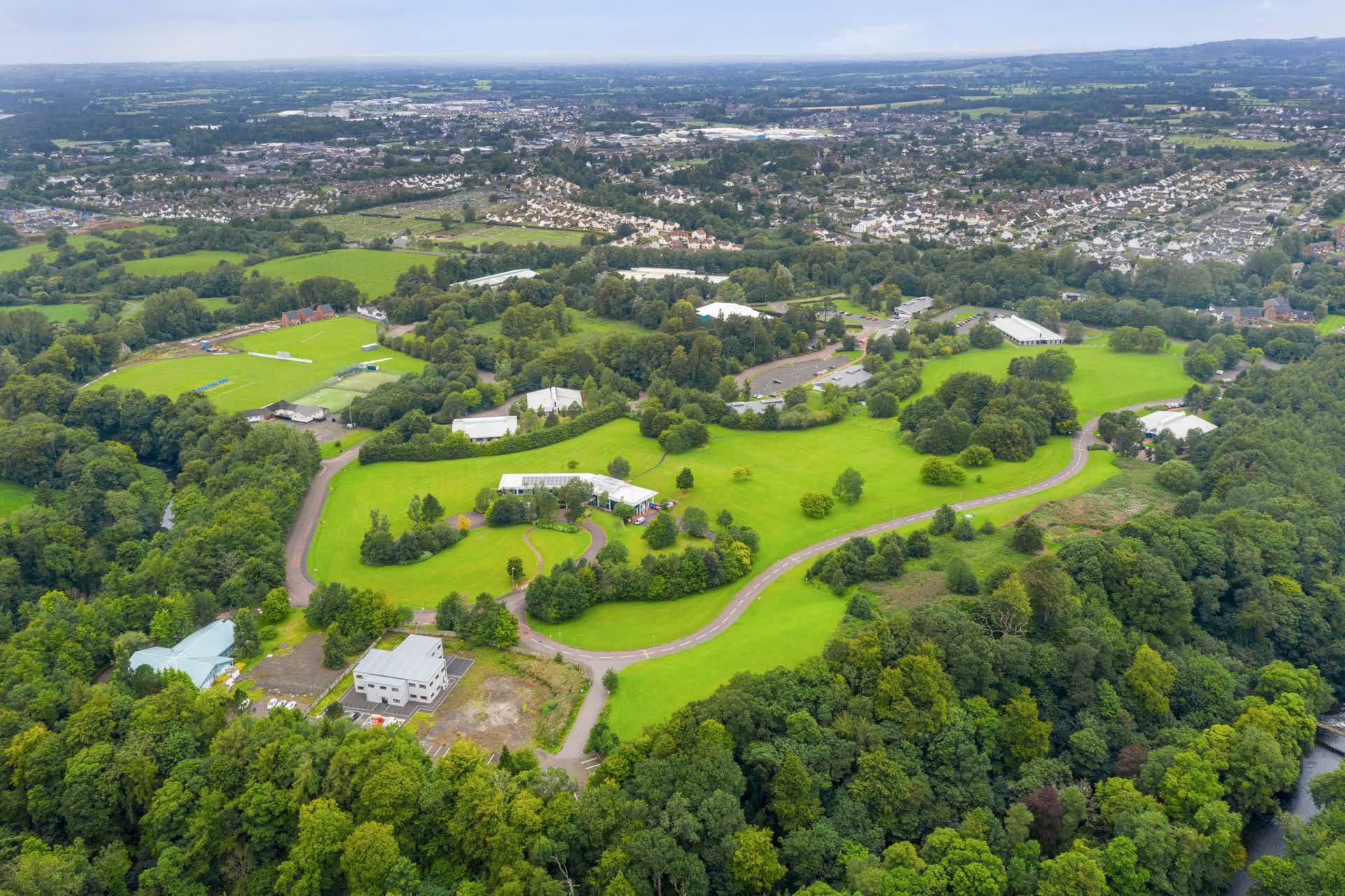 Antrim Technology Park, Belfast Road, Muckamore ,Antrim